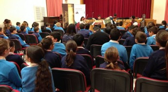 Gaulitana Educational Programme session for GC Nadur Primary