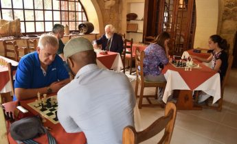 Gozo chess club taking place in Xaghra, new members welcome