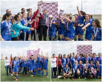 Gozo FC are BOV Women's Football 2nd Division League Champions