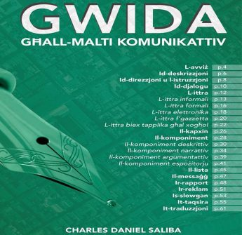 Guidebook to communicate better in written Maltese by Daniel Saliba