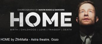 Home: ZfinMalta Dance Ensemble at the  Astra Theatre, Gozo