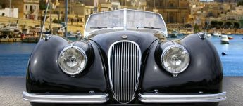 Vintage Motors Festival static displays this Sunday in Gozo
