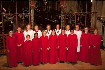 Ghajnsielem concert by the Lichfield Cathedral Choir from the UK