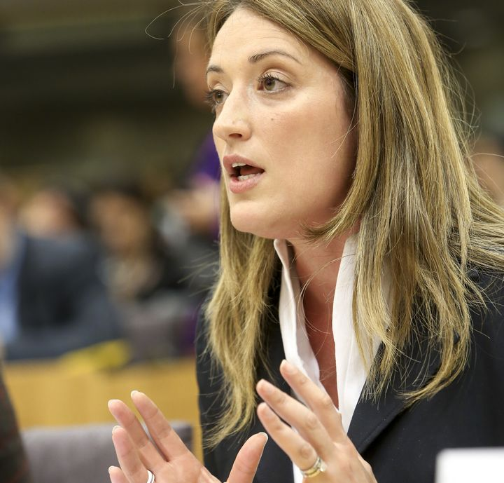Firearms collectors aren't terrorists, says MEP Roberta Metsola