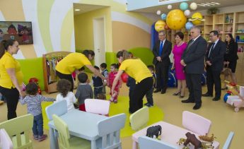 Magic Steps Child Care Centre inaugurated in Xewkija, Gozo
