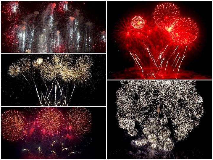 Spectacular displays for International Fireworks Festival in Gozo