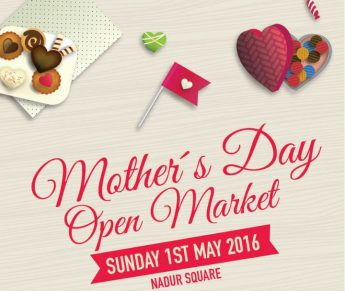 Nadur Mother's Day Open Market taking place next Sunday