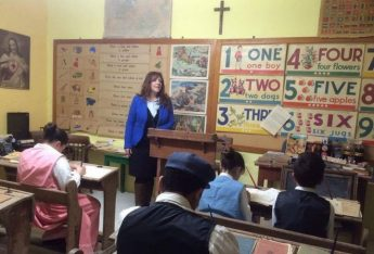Go back in time in The Museum of Childhood at Zebbug Primary School