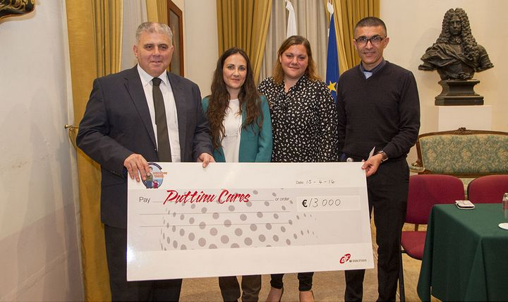 Children in Gozo raise €13,000 in honour of Leah for Puttinu Cares
