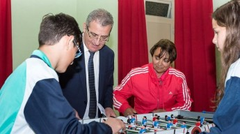 EU funded PE & Sports equipment distributed to all State Schools
