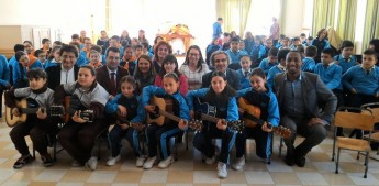 Gaulitana: The Strains of the Guitar – Gozo College Kercem Primary