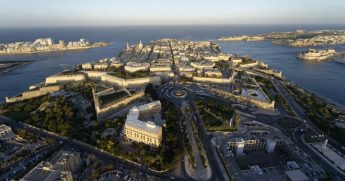 Malta International Airport tops list of world's most scenic airport landings