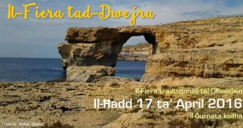 Il-Fiera tad-Dwejra: Fun for all the family, taking place next Sunday