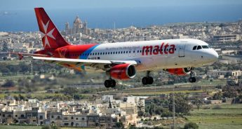 "Air Malta launches ""trade blitz"" visiting over 900 agents in the UK"