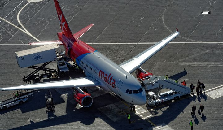 Air Malta's help for passengers during London Gatwick shut down