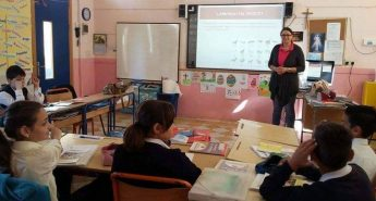 Animal awareness talks for Gozo College Year 6 students