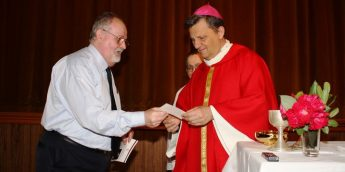 Catholic Action Movement donation for St George Preca statue