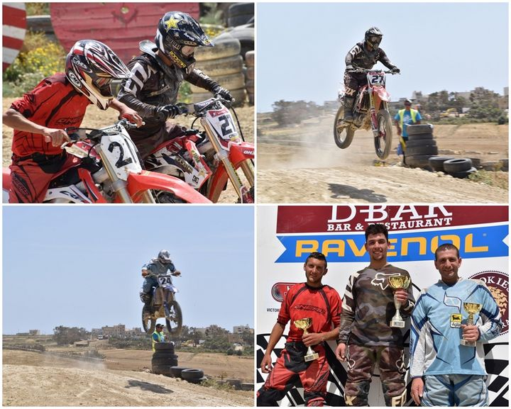 Fierce competition between riders in GMA Championship Semi-Finals