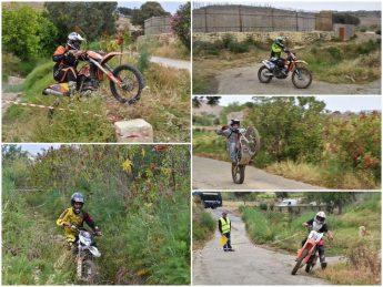 32 riders participate in the Gozo Enduro Rally on Saturday