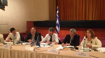 Gozo Minister attends CPMR Islands Commission AGM in Rhodes
