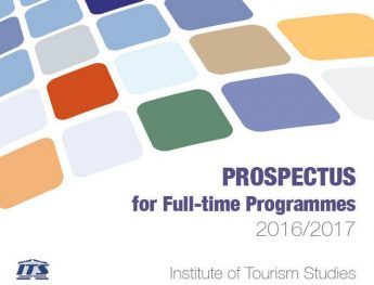 Institute of Tourism Studies Launches Prospectus 2016/2017