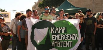 Kamp Emergenza Ambjent: We'll take action whenever it is necessary