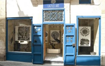 Lazuli Art: New Fair Trade art gallery opens in the centre of Victoria