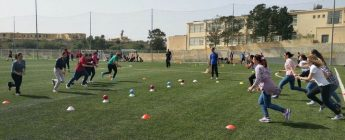 MCAST Gozo Campus organise Health and Sports Day 2016