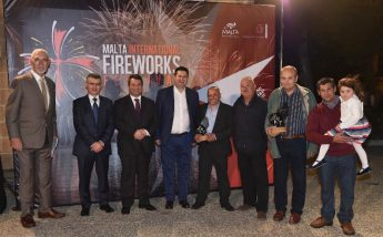 Malta International Fireworks Festival hailed as a great success