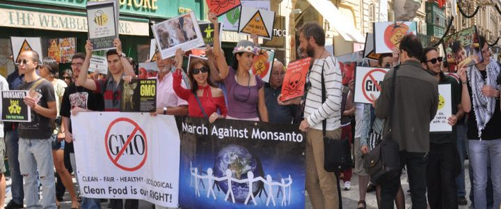 March Against Monsanto planned for next Saturday in Valletta
