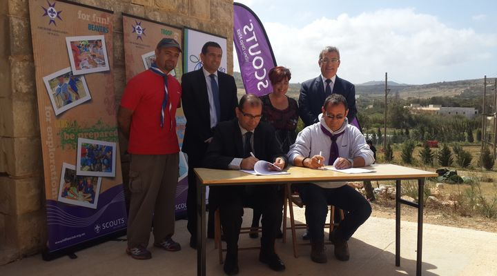 Scout Association of Malta launches `Outdoor+ Programme'