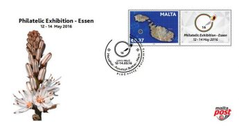 MaltaPost to participate at Stamp Exhibition in Essen, Germany