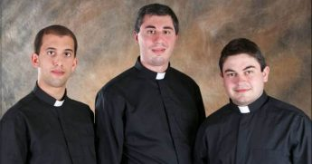 Three new priests to be ordained on Friday at Gozo Cathedral