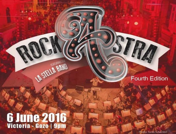 RockAstra 2016 with the La Stella Band and guests