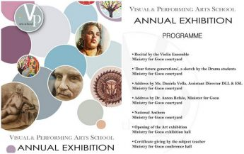 Gozo Visual & Performing Arts School Exhibition opens on Friday