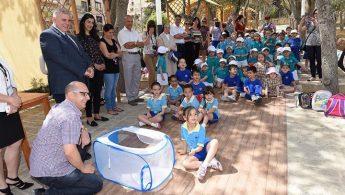 World Environment Day celebrated by Gozo Kindergarten children