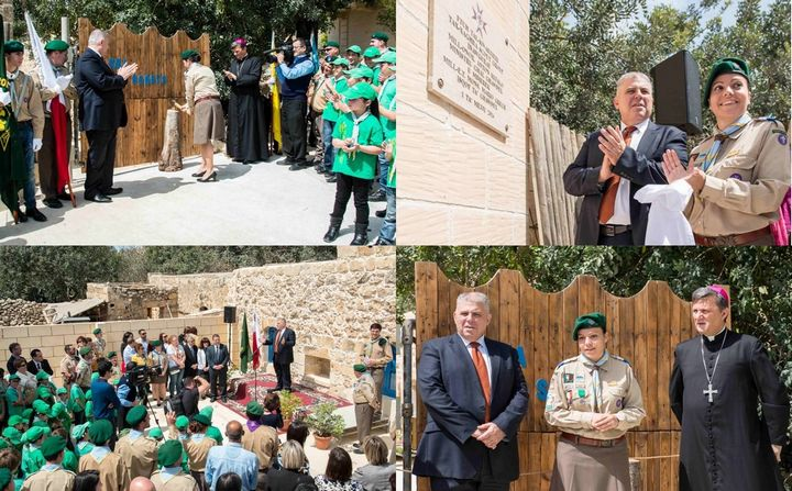 Xaghra Scout Group Headquarters inaugurated by Gozo Minister