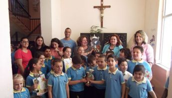 Xewkija Primary scoops the prizes at Malta horticultural show