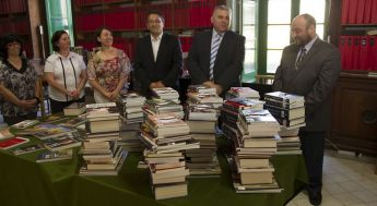 Books on local personalities presented to Gozo libraries