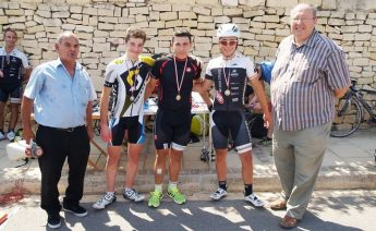 Gozitan cyclist takes first place in junior category of 70km race