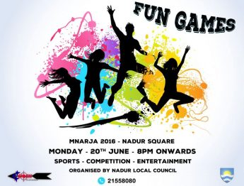 Giochi – it's a knockout taking place in Nadur this month