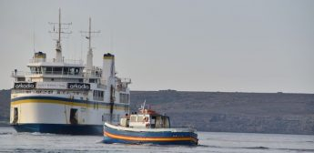 Gozo Channel summer timetable starts this coming Monday