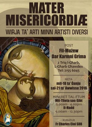 Mater Misericordiae: Sacred Art Exhibition in aid of Ta' Pinu Shrine