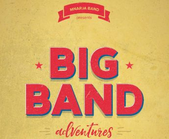 Mnarja Band Annual Concert - Big Band Adventures 2016