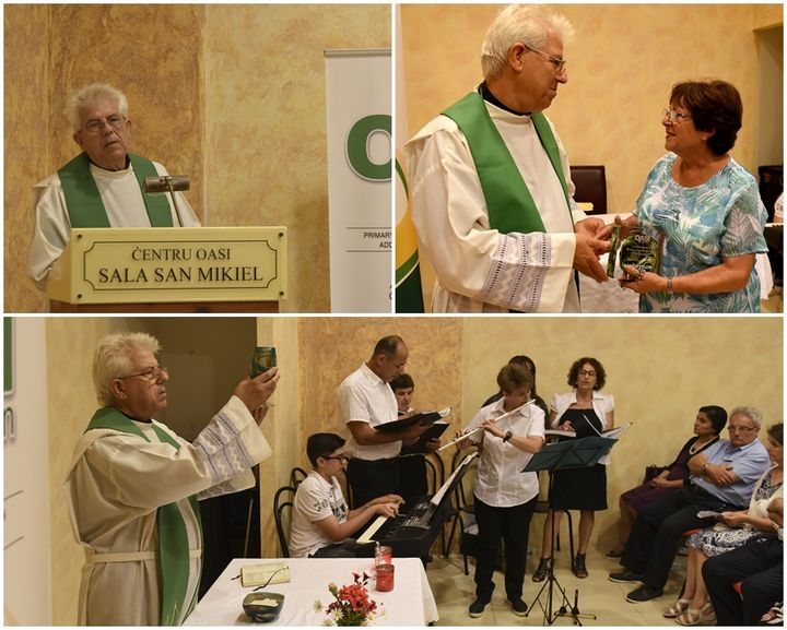 25 Years of social work in Gozo & Malta celebrated by OASI Foundation