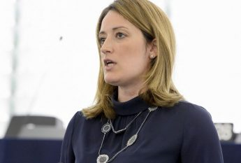 MEP Roberta Metsola speaks out in favour of press freedom