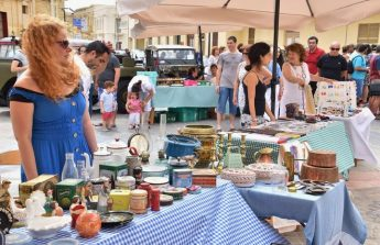 Swejjaq f' San Lawrenz Sunday market proves to be a great success