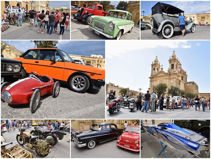 Sannat Motorfest 2017 on display tomorrow in Dun Luqa Street