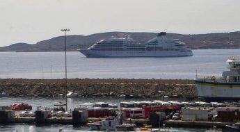 Three cruise ships visiting Gozo over this weekend