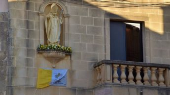 New statue of St John Paul II inaugurated in Xaghra